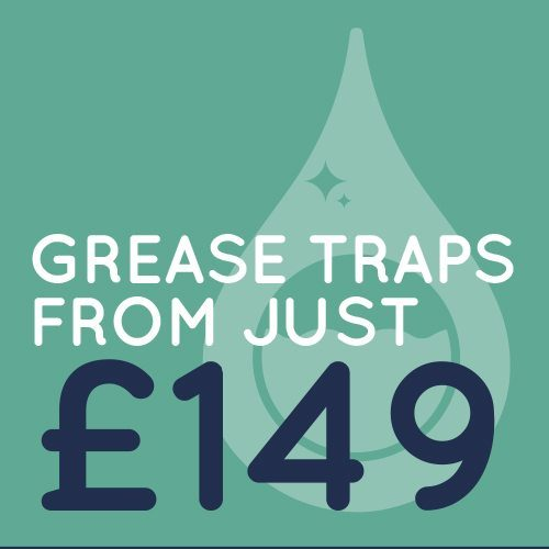 Grease Traps From Just £149
